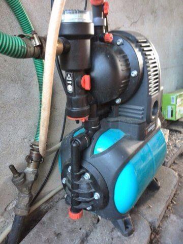 gardena hauswasserwerk 4000 5