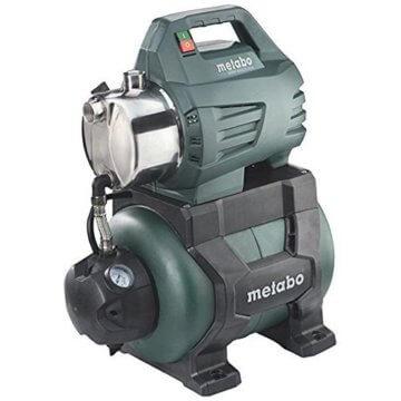 Prächtig ᐅᐅ】 Metabo Hauswasserwerk HWW 4500/25 Inox ᐅ NEU-TOP Modell &TE_06