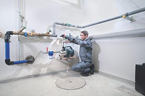 Prächtig ᐅᐅ】 Hauswasserwerk anschließen | Tipps & Tricks ᐅ für Heimwerker #TA_05