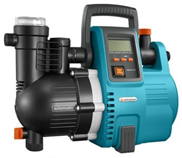 Gardena Hauswasserautomat 5000/5E LCD