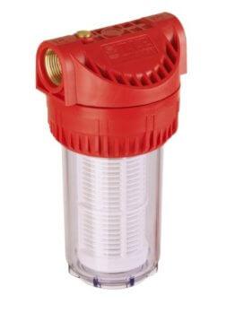 T.I.P. Vorfilter für Garten Pumpen und Hauswasserwerke 17,8 cm (7 Zoll), Wasserdurchfluss bis 7.000 l/h - 1